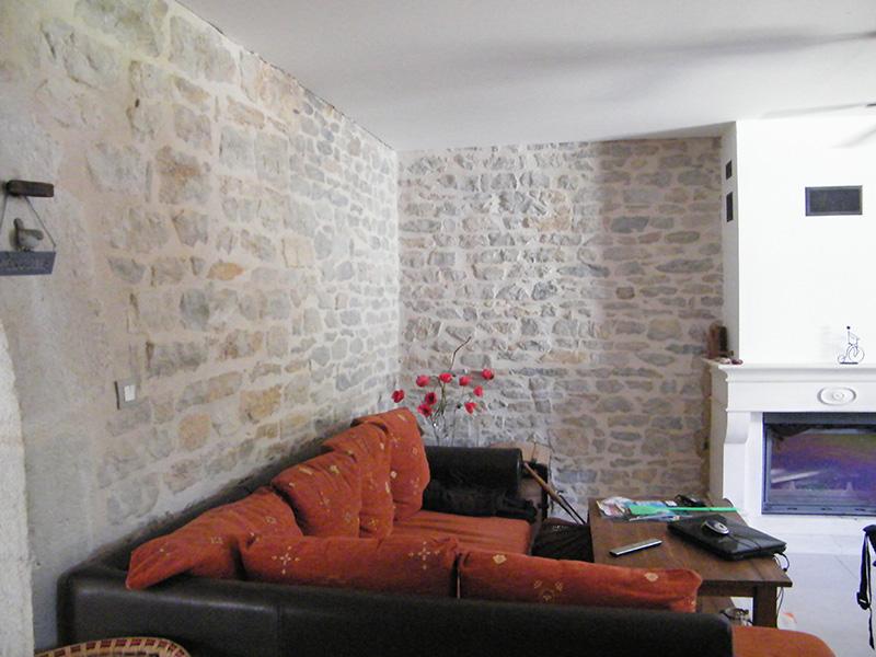 Joints de pierre - Pressiat (01370)